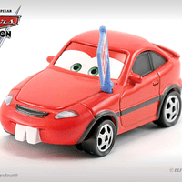 Big Fan - Cars Toon - Mater The Greater