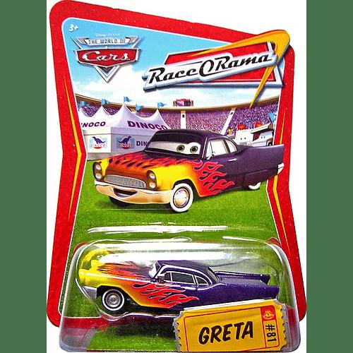 Greta - World of Cars 2014