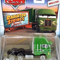 Gil SEMI Camion - Radiator Springs Classics