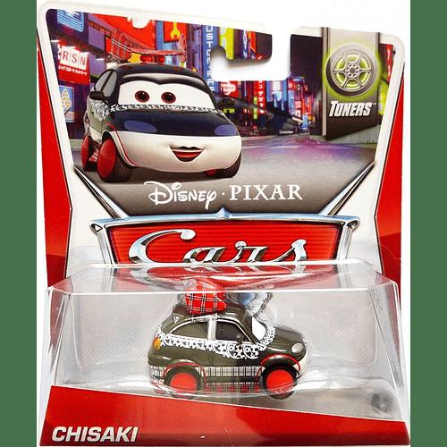 Chisaki - World of Cars 2014