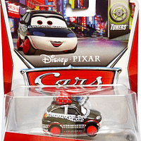 Chisaki - World of Cars 2014