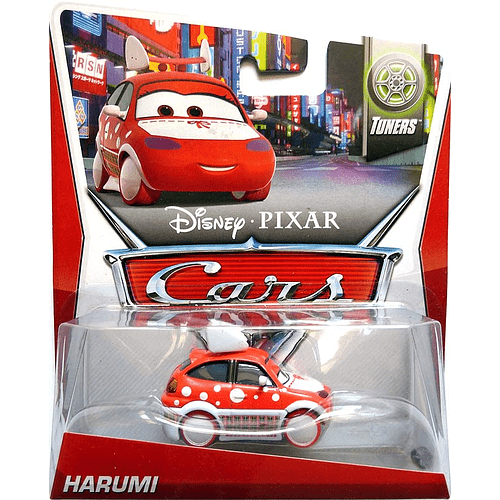Harumi - World of Cars 2014