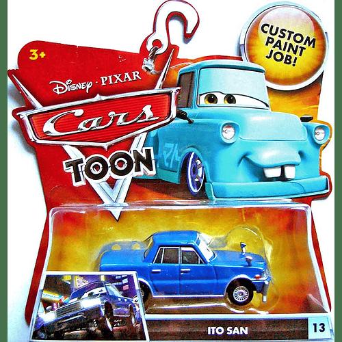 Ito San - Cars Toon - Tokyo Mater