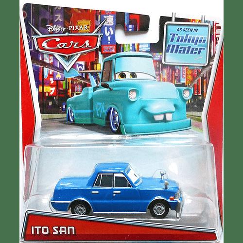 Ito San - Cars Toon 2 - Tokyo Mater