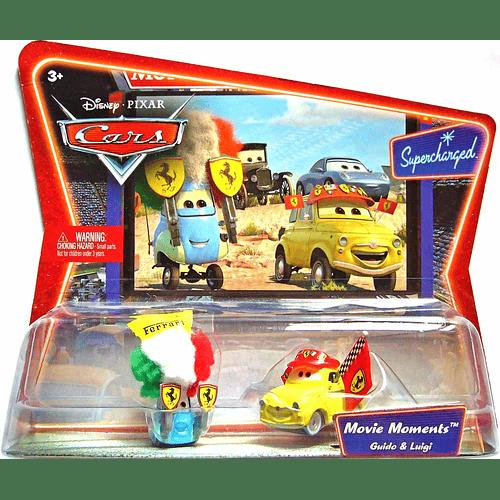 Guido & Luigi - Ferrari Fans - Supercharged