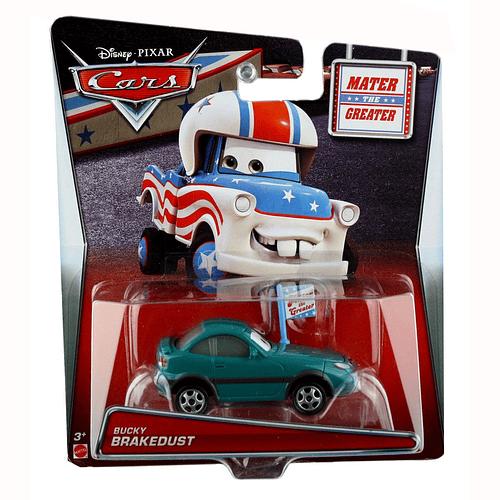 Bucky Brakedust - Cars Toon 2 - Mater the Greater