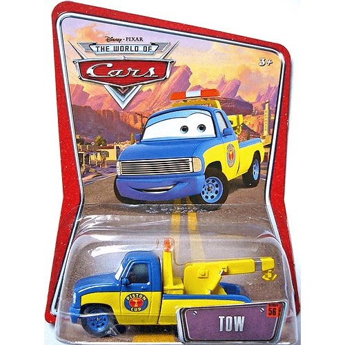 Tow - World of Cars