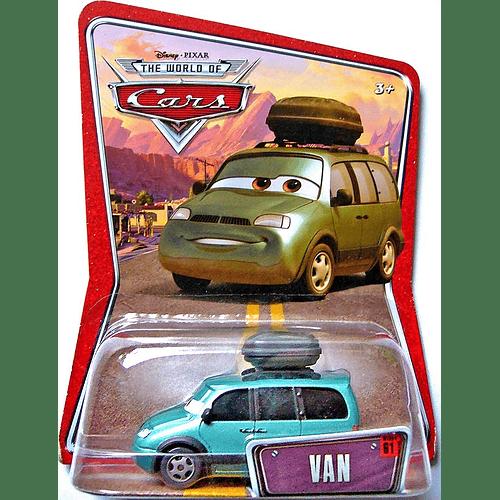 Van - World of Cars