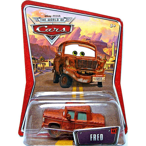 Fred - World of Cars