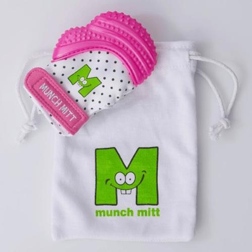 Munch Mitt Pink
