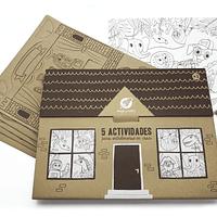 Magia y Cartón: 5 Actividades Para Entretenerse