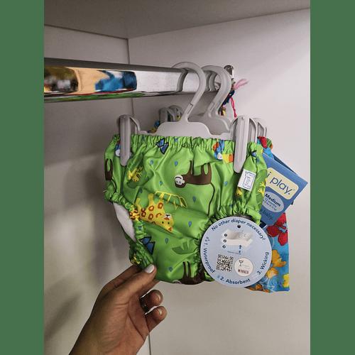 Traje De Baño Con Pañal reusable IPLAY