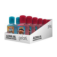 Alcohol Gel Hotwheels 59 ml