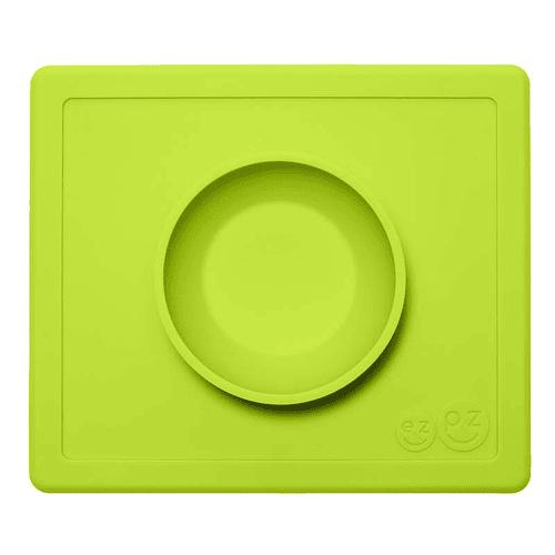 Plato Happy Bowl Lime ezpz