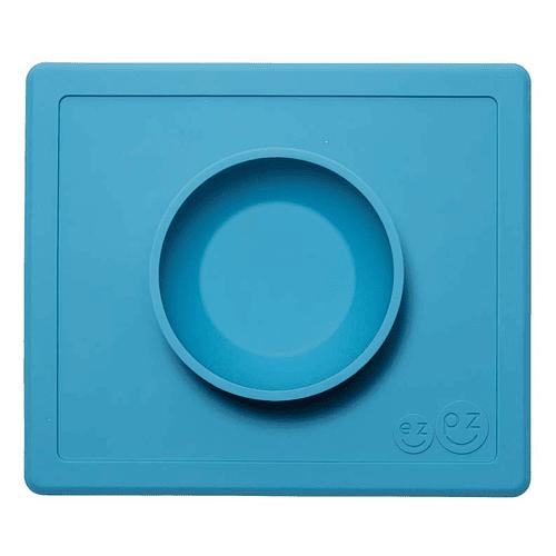 Plato Happy Bowl Blue ezpz