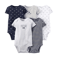 Set de 5 Bodysuits Carter's