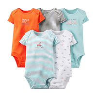 Set de 5 Bodysuits Carter'