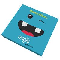 Album Dental Premium Celeste