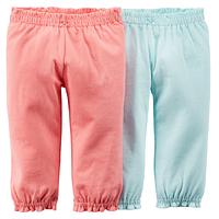 Set 2 Pantalones Carter's