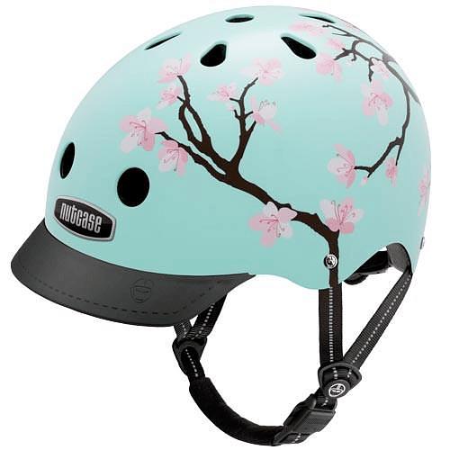 Casco Cherry Blossoms - Nutcase S