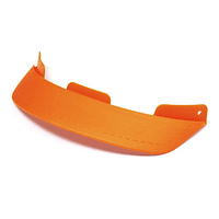 Nutcase Street Visor Portland Orange