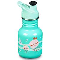 Klean Kanteen - Botella para niño Kid Classic Sport 355ml
