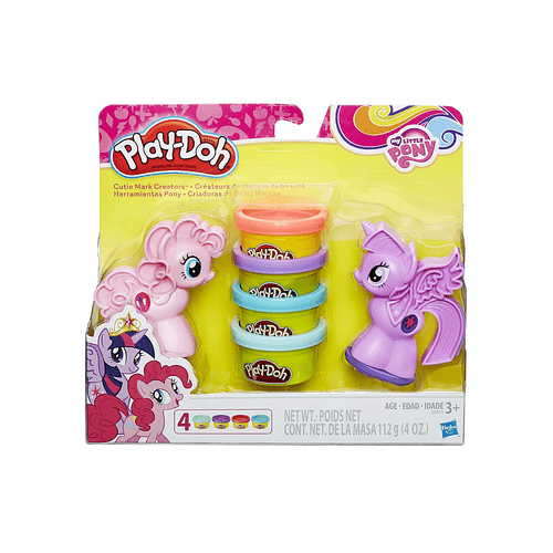 Play-Doh Herramientas Pony - My Little Pony