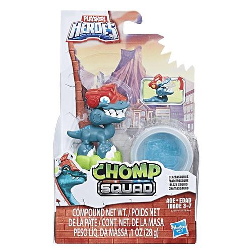 Playskool Heroes Chomp Squad - Blaze Saurio