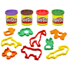 Play-Doh Animales - Mini Balde