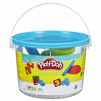 Play-Doh Números - Mini Balde