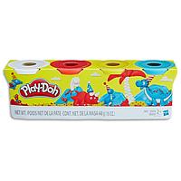 Play-Doh Paquete de 4 Colores Clásicos