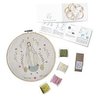 Mini Kit para bordar Virgen de los Rayos