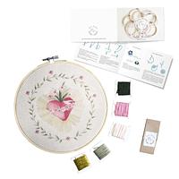 Mini Kit para bordar Sagrado Corazón de María