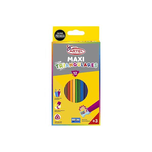 Lapices de colores Maxi