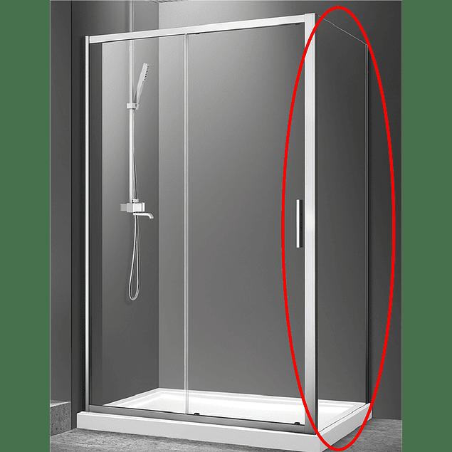 Mampara  Side Panel 80 cms para puerta corredera