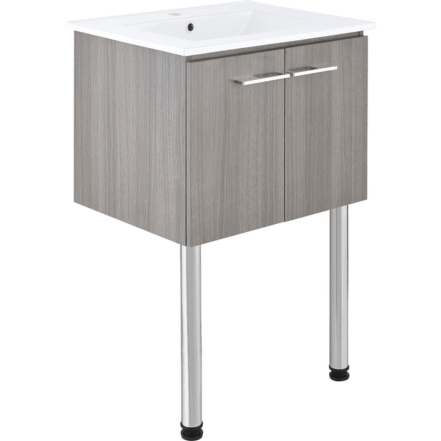 Ebba - Mueble Vanitorio 60 cm, color DS2