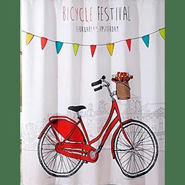 Bike - Cortina de Baño