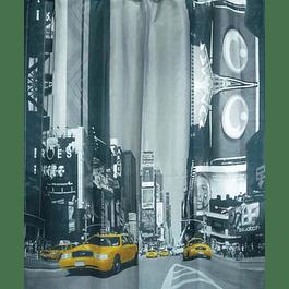 Taxi - Cortina de Baño