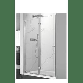 Mampara  Puerta Plegable 70, 80 cms. precio desde: