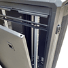 Gabinetes de Piso 45U | Ancho: 710 mm • Fondo: 910 mm