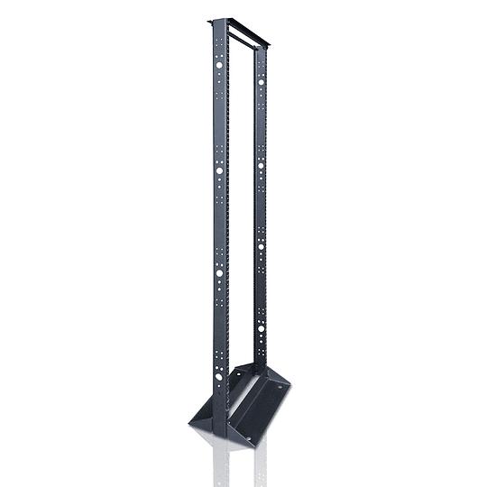 Rack abierto de 2 Parales en formato de 19