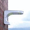 Lampara Solar con panel integrado para montaje en pared
