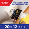 Accesorios Canaleta 20 X 12 mm