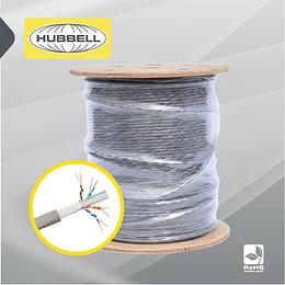 Cable UTP Categoría 6A Carrete de 305 metros