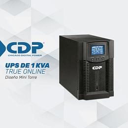 UPS ONLINE MONOFASICA DE 1 KVA TIPO TORRE