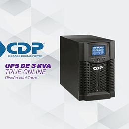 UPS ONLINE MONOFASICA DE 3 KVA TIPO TORRE
