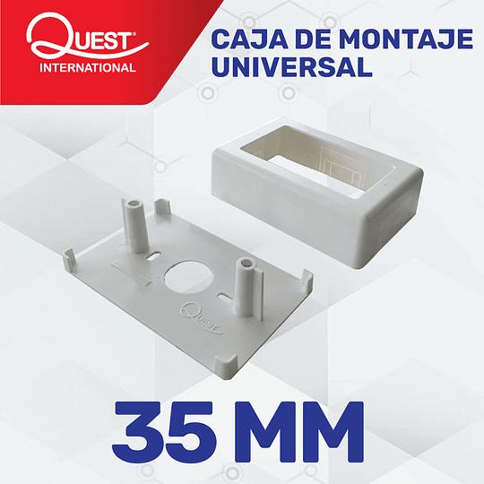 Cajas de Montaje Universal 35mm