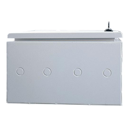 Cofre Eléctrico Metálico 400 x 300 x 200 Uso Exterior