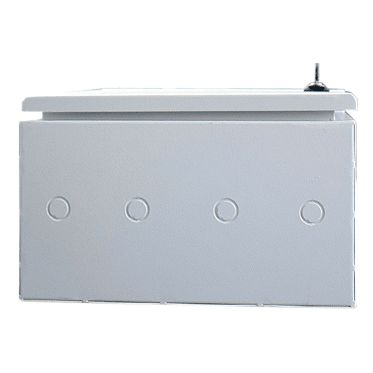 Cofre Eléctrico Metálico 600 x 400 x 250 Uso Exterior