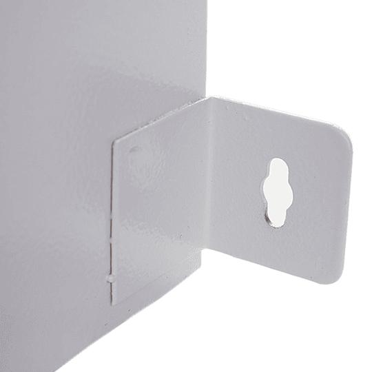 Cofre Eléctrico Metálico 600 x 600 x 250 Uso Interior